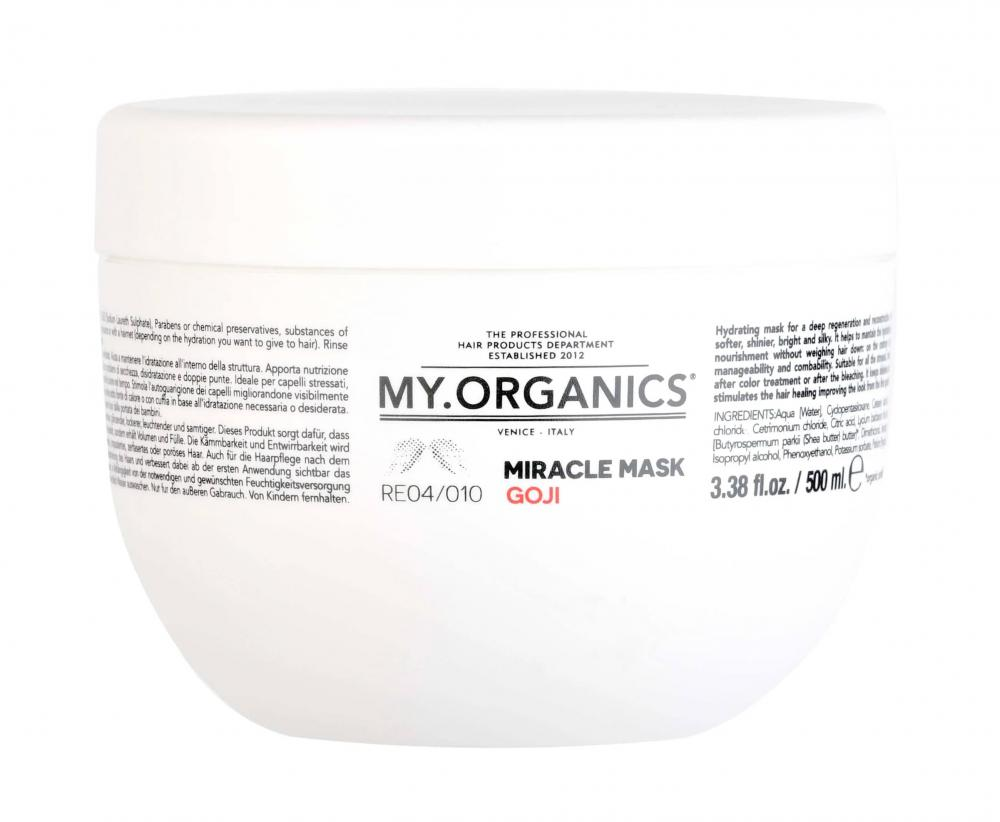 CABELLO - Miracle Mask 500ml