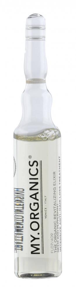 CUERO CABELLUDO - The Organic Revitalizing Elixir 6ml