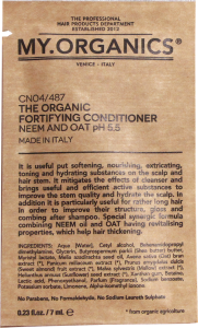 MUESTRAS - Bustina The Organic Fortifying Conditioner 7ml