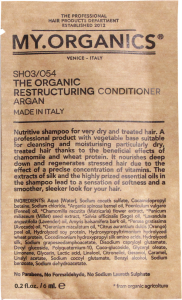 MUESTRAS - Bustina The Organic Restructuring Conditioner 7ml