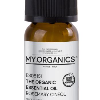CUERO CABELLUDO - The Organic Essential Oil Rosemary 10ml
