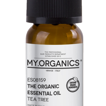 CUERO CABELLUDO - The Organic Essential Oil Tea Tree 10ml