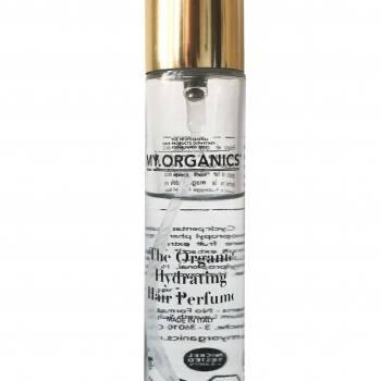 The Organic Hydrating Hair Perfume 15ml