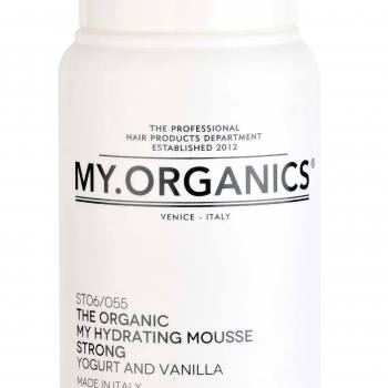 The Organic Hydrating Mousse Strong 250ml