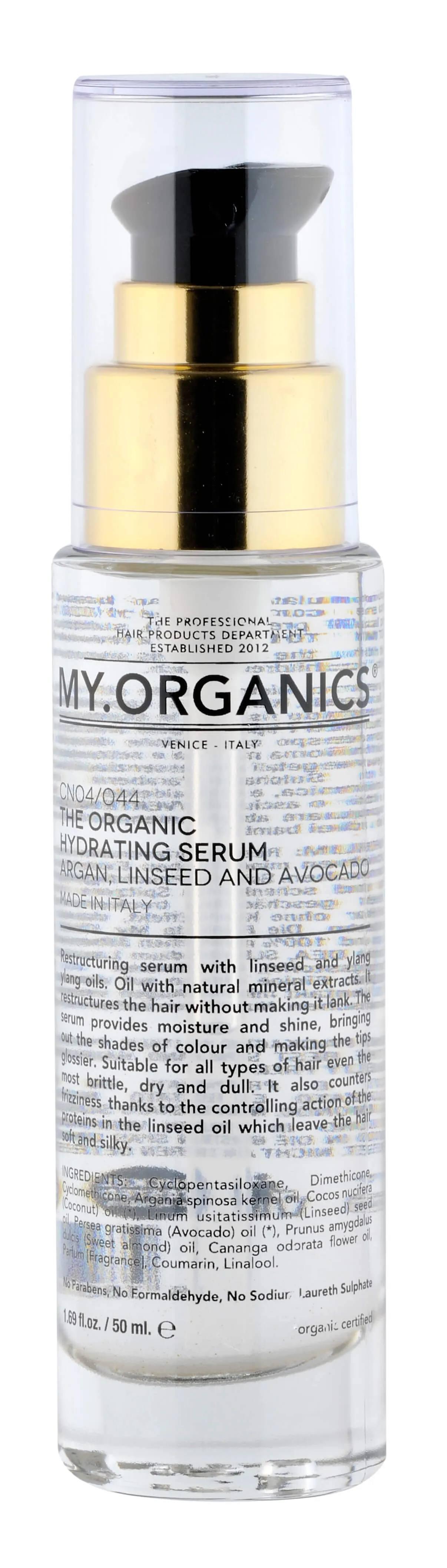 CABELLO - The Organic Hydrating Serum 50ml